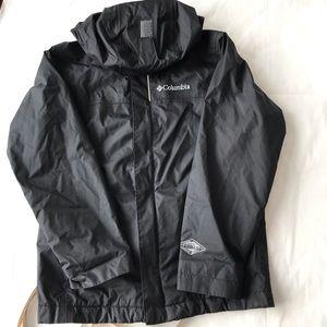 Columbia Rain Jacket